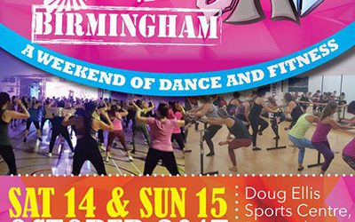 FitJam Birmingham, 14th and 15th October 2017