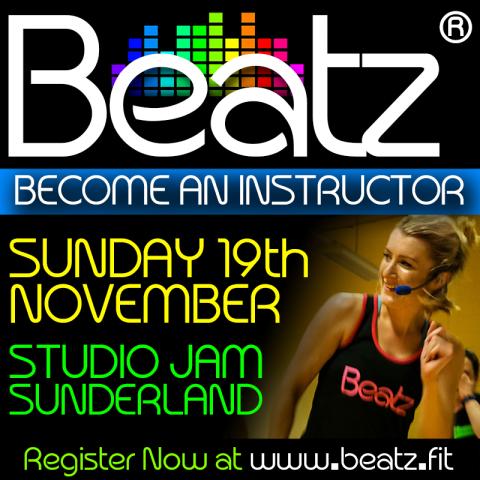 Instructor Training, 20th November in Sunderland