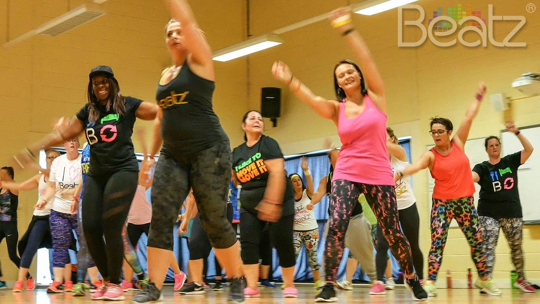 Beatz Fitness 1st Masterclass