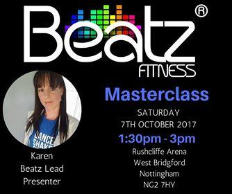 Beatz Fitness Masterclass