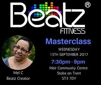 Beatz Fitness Masterclass Stoke