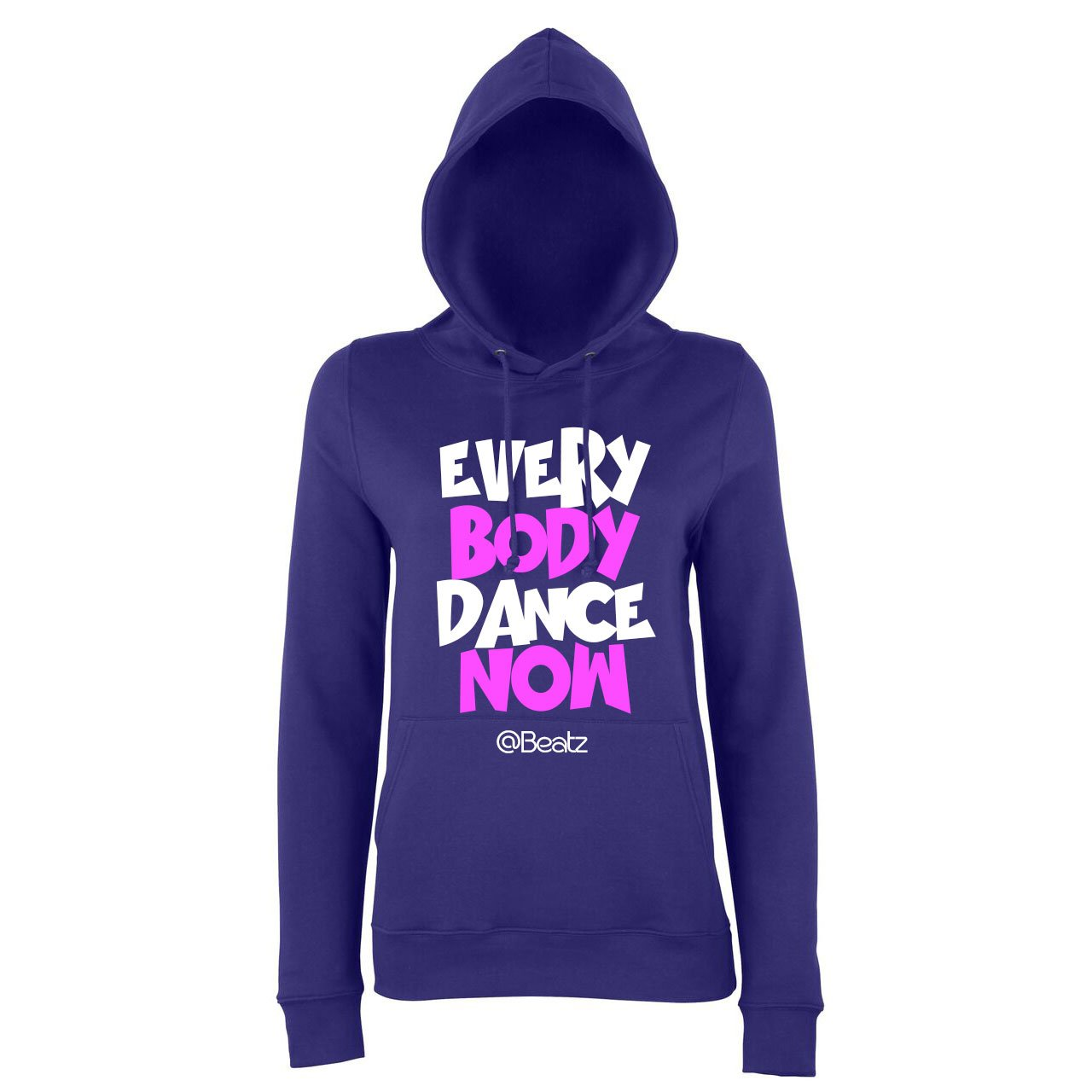 Beatz Everybody Dance Now Hoodie