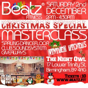 Beatz Fitness at The Night Owl Birmingham