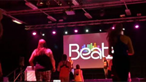 Video of Beatz Fitness at Project Fit Newcastle 2017