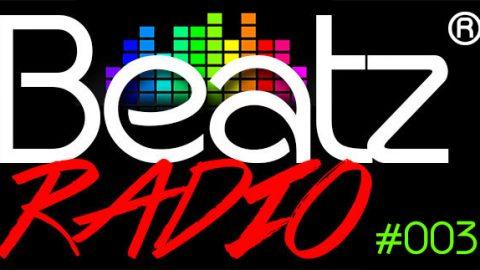 Beatz Radio 003 – DJ Beatz