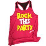 Beatz Mesh Rock This Party Vest