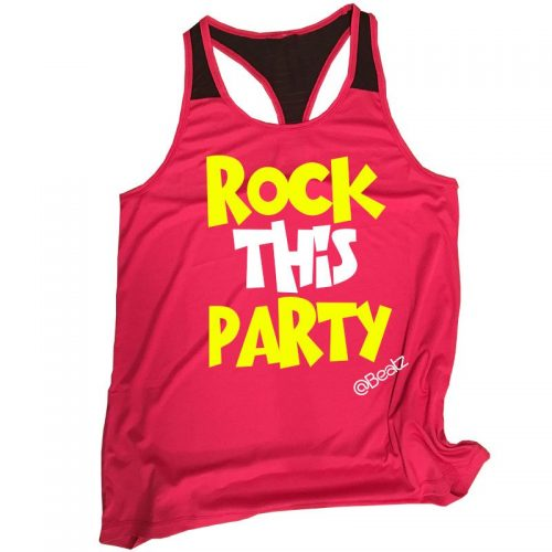 Beatz Mesh Rock This Party Vest