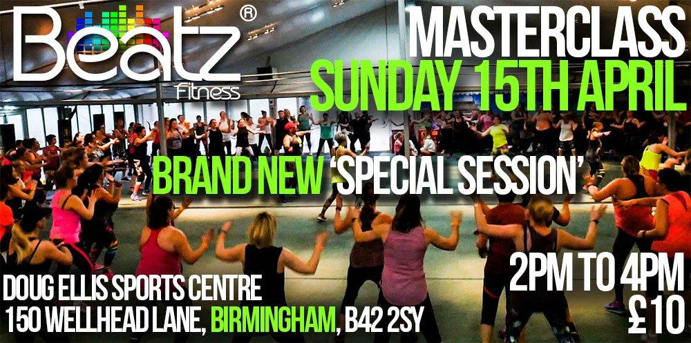 Beatz Masterclass Birmingham