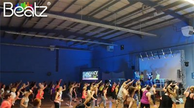 Video of Beatz at Project Mayhem Ribby Hall Fitness Weekender