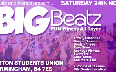 Big Beatz Fitness All-Dayer in Birmingham