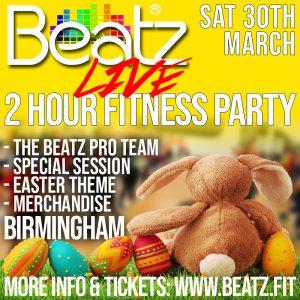 Birmingham Beatz Masterclass