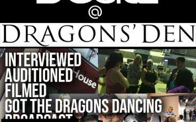 Beatz Fitness on BBC Dragons Den