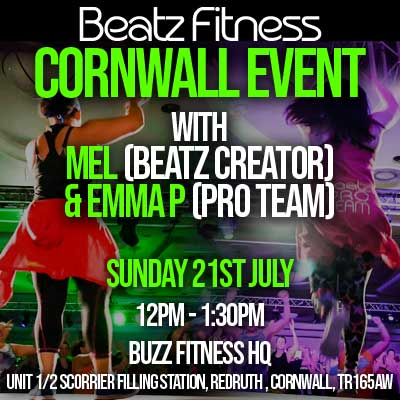 Beatz Fitness Cornwall