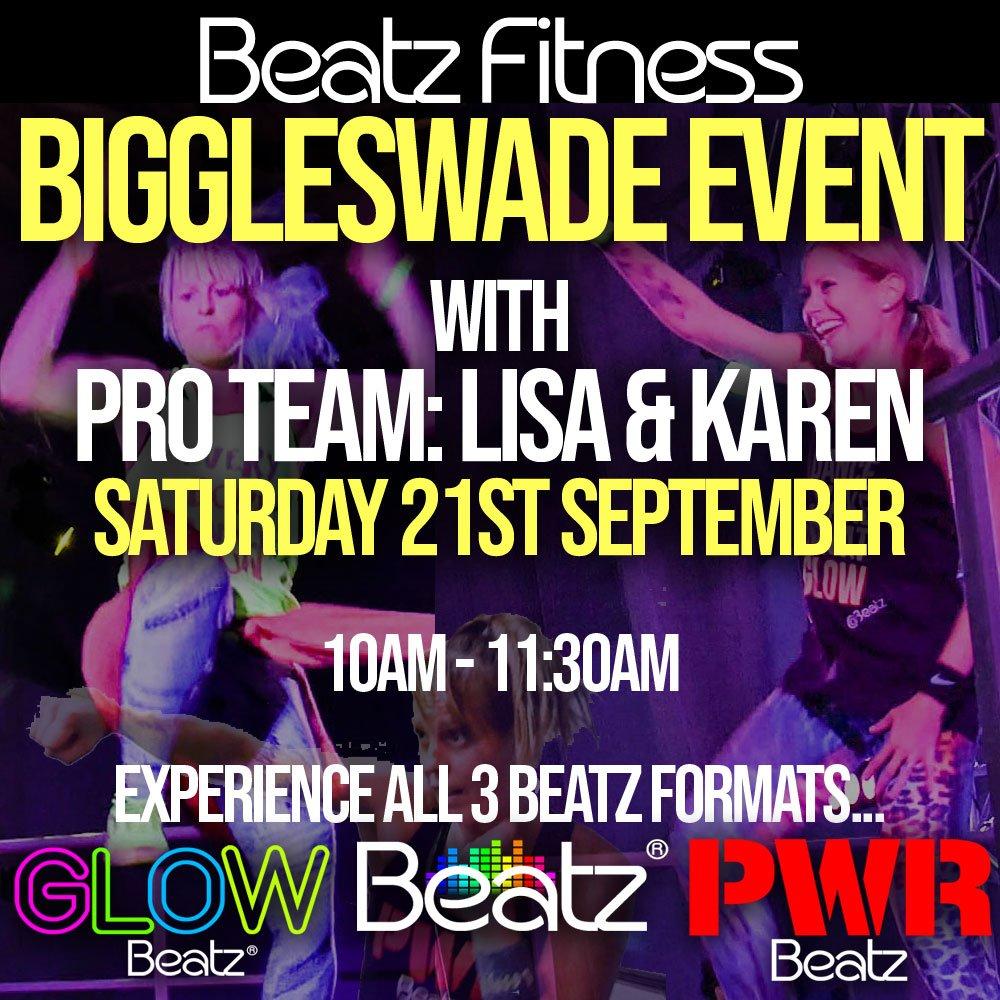 Beatz event Biggleswade