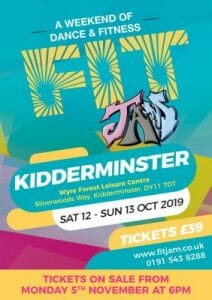 Fit Jam Kidderminster 2019