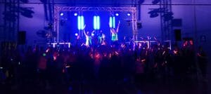 Glow Beatz Ribby Hall