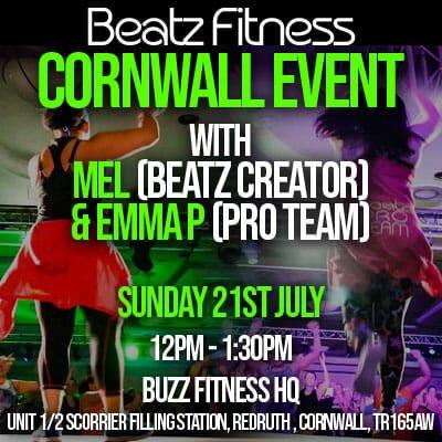 Beatz Cornwall Event