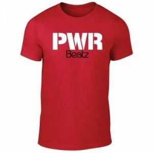 Red PWR Beatz T-Shirt