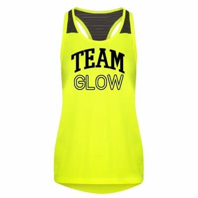 Team GLOW Vest