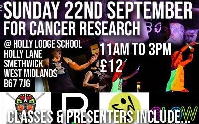 Charity Danceathon, 22nd September