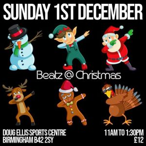Beatz Fitness Christmas